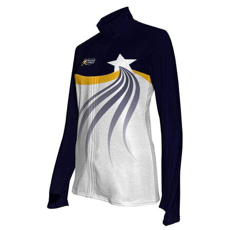 Custom Dancewear Activewear Dance Jacket 004