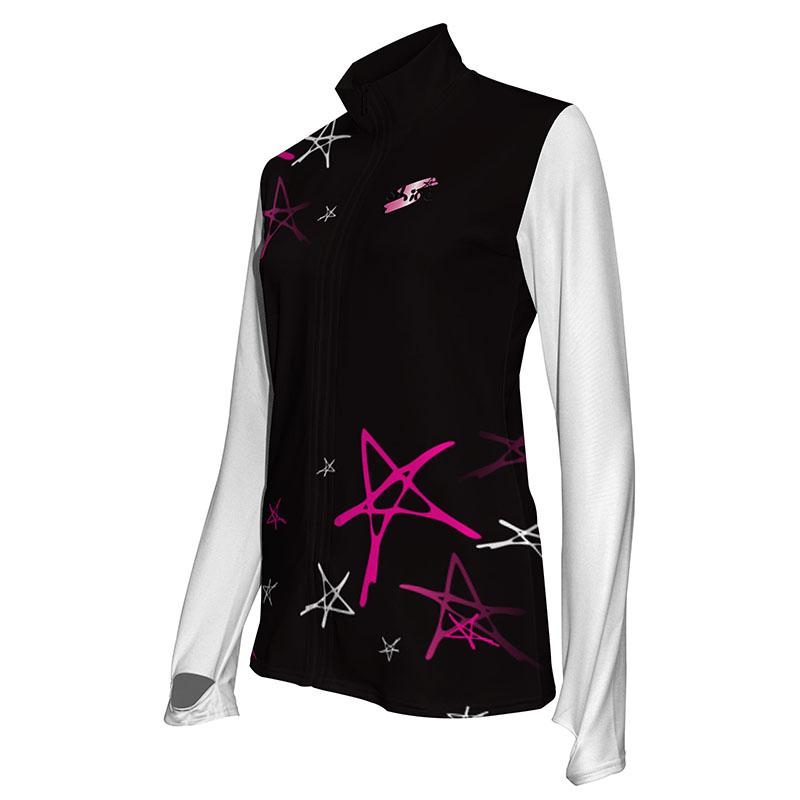Custom Dancewear Activewear Dance Jacket 005