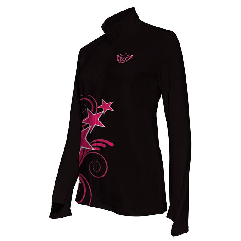 Custom Dancewear Activewear Dance Jacket 007