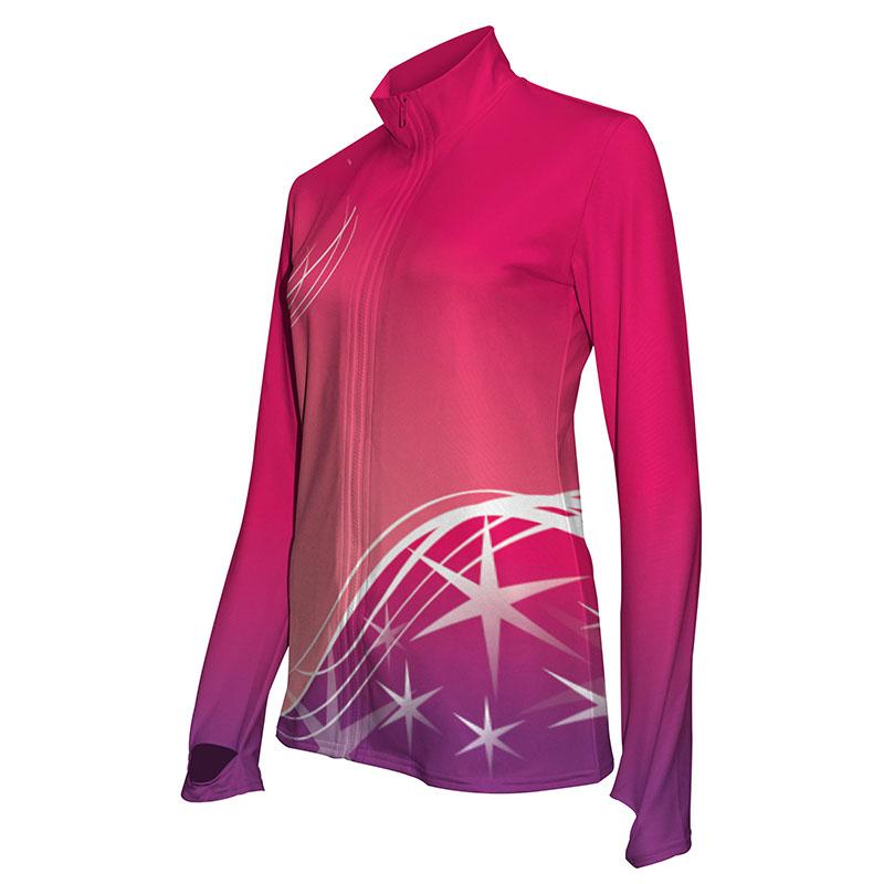 Custom Dancewear Activewear Dance Jacket 009