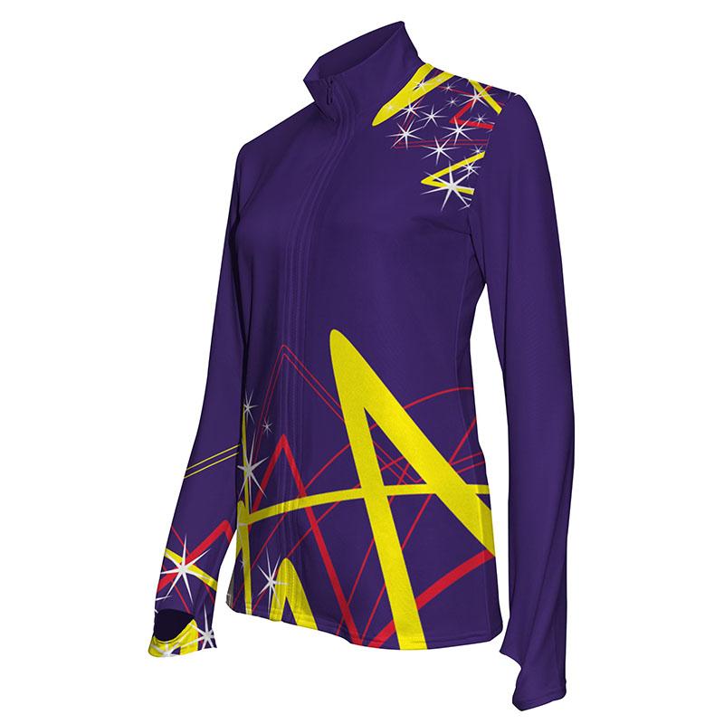 Custom Dancewear Activewear Dance Jacket 013