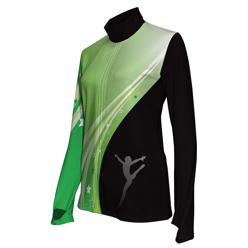 Custom Dancewear Activewear Dance Jacket 018