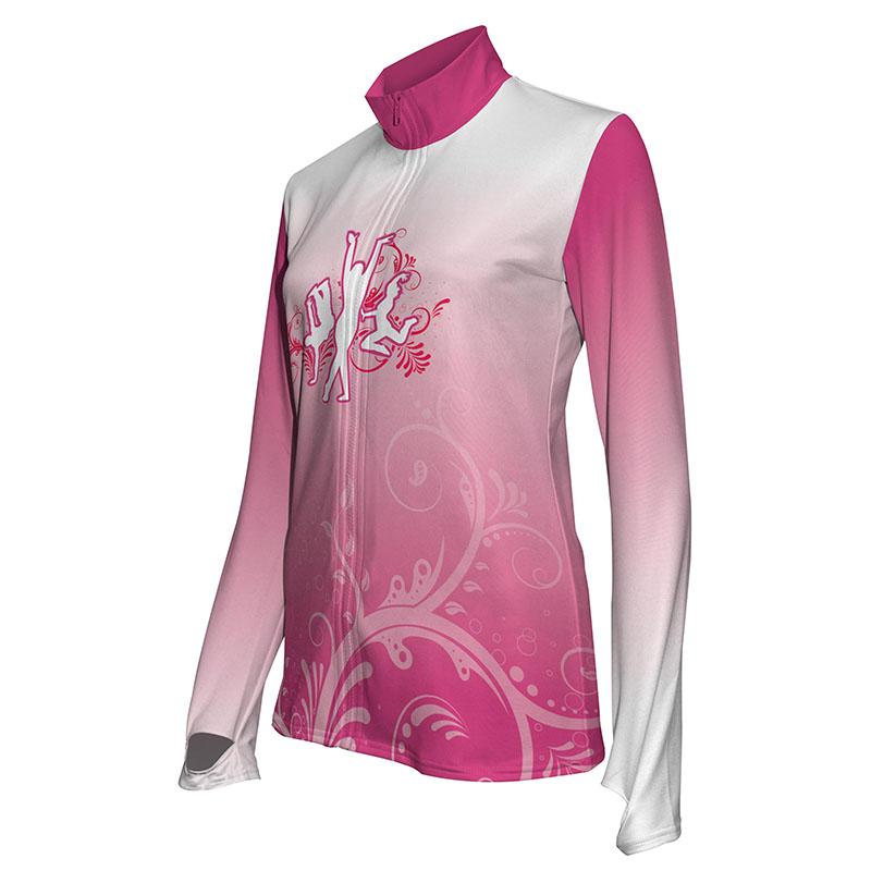 Custom Dancewear Activewear Dance Jacket 019