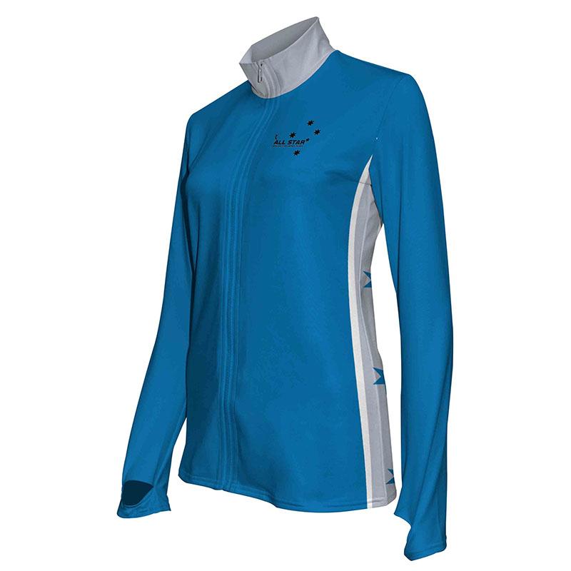 Custom Dancewear Activewear Dance Jacket 024