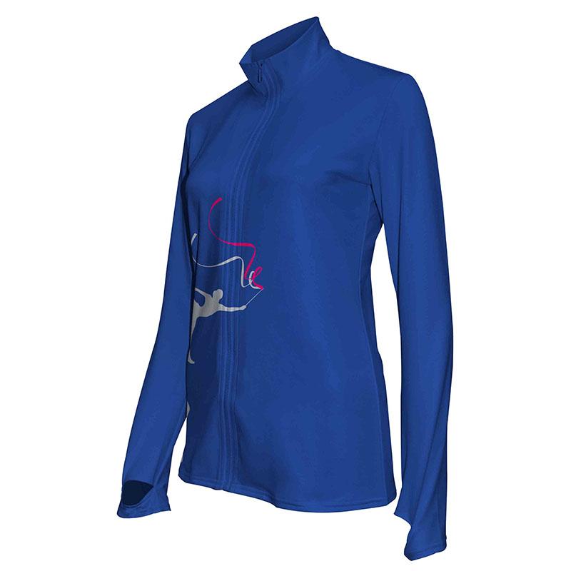 Custom Dancewear Activewear Dance Jacket 025