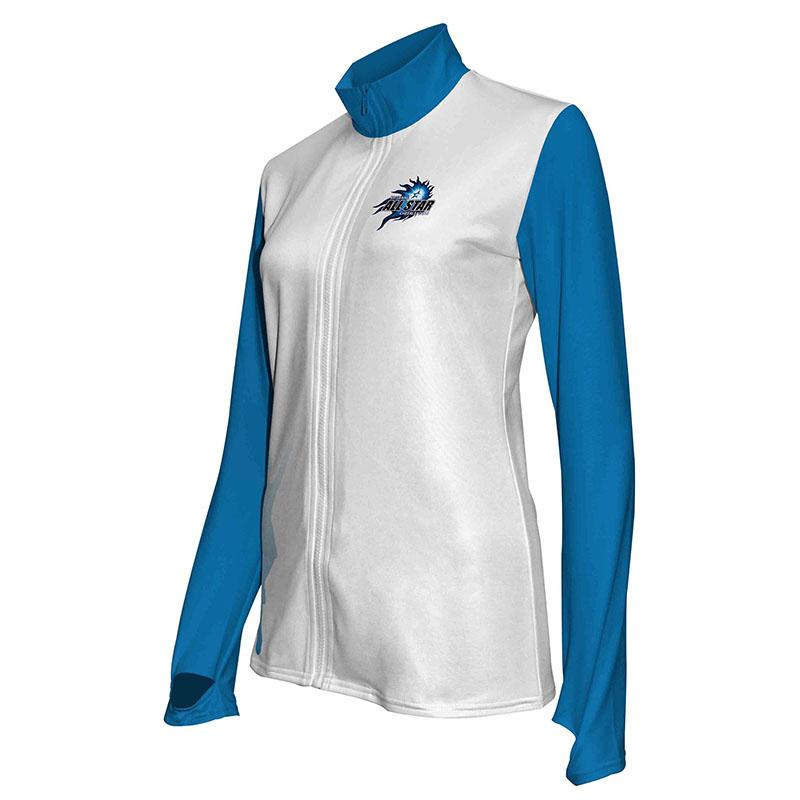 Custom Dancewear Activewear Dance Jacket 027