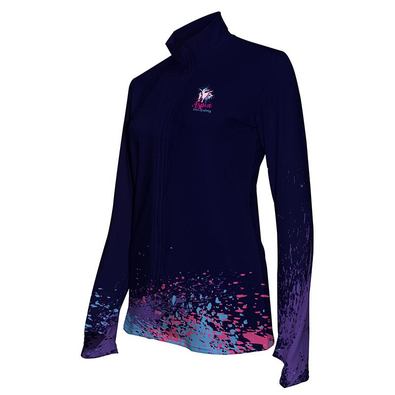 Custom Dancewear Activewear Dance Jacket 032