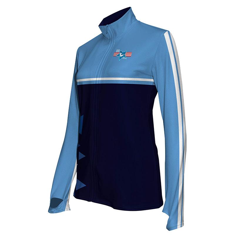Custom Dancewear Activewear Dance Jacket 0033