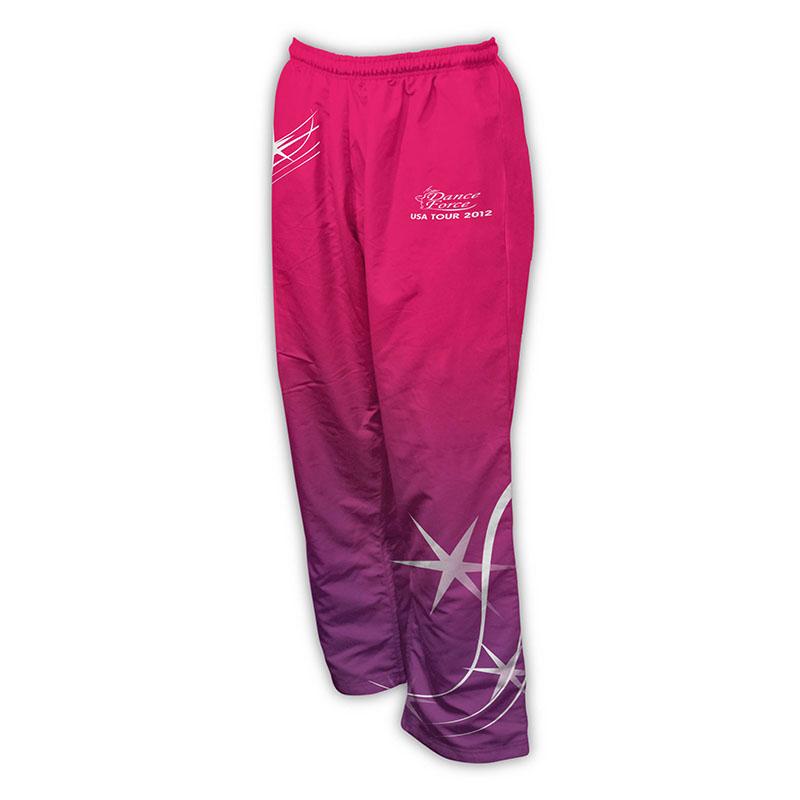 Dance Track Pants 09