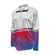 Custom Dancewear Unisex Warm Up Jacket