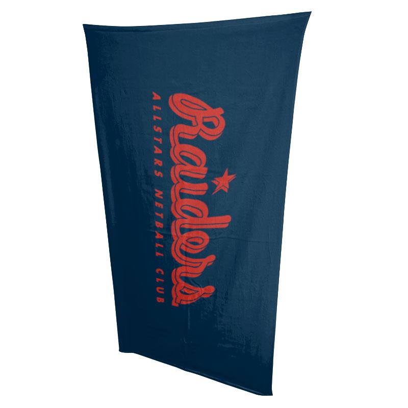 Allstars Netball 2 - PBT001 Towel