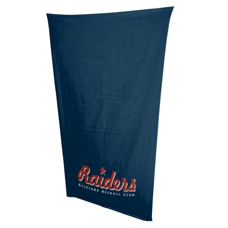 Allstars Netball - PBT001 Towel
