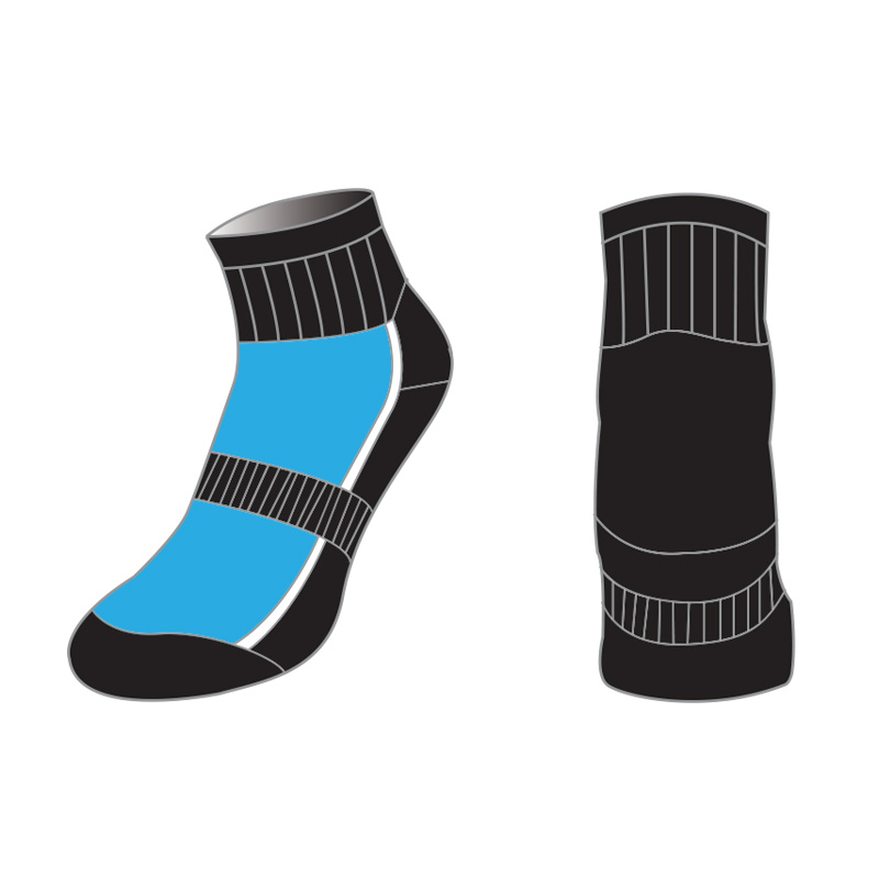 Ankle Socks- Design 3
