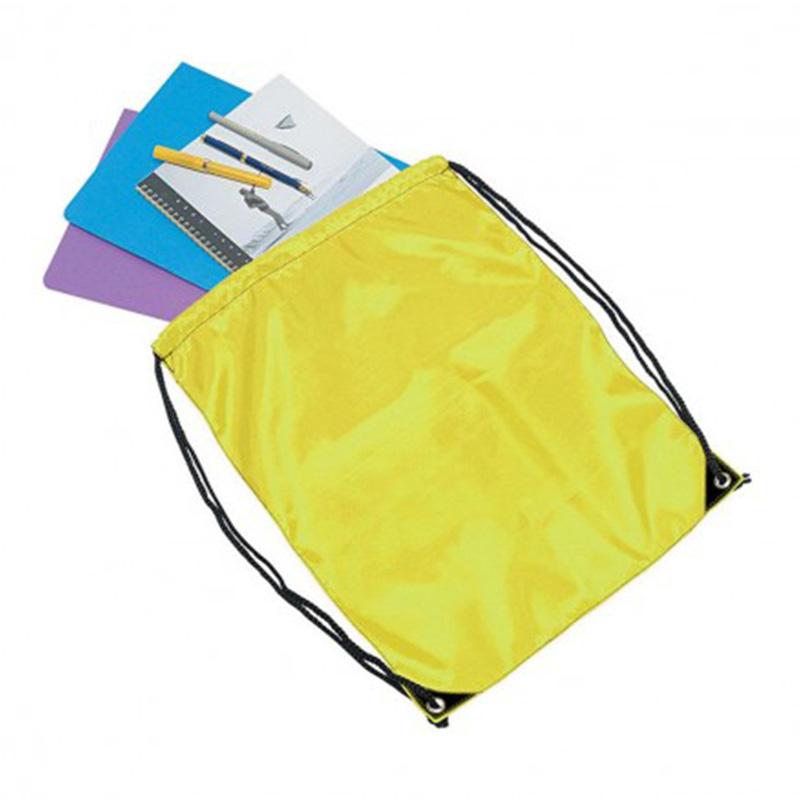 Backsack - Yellow