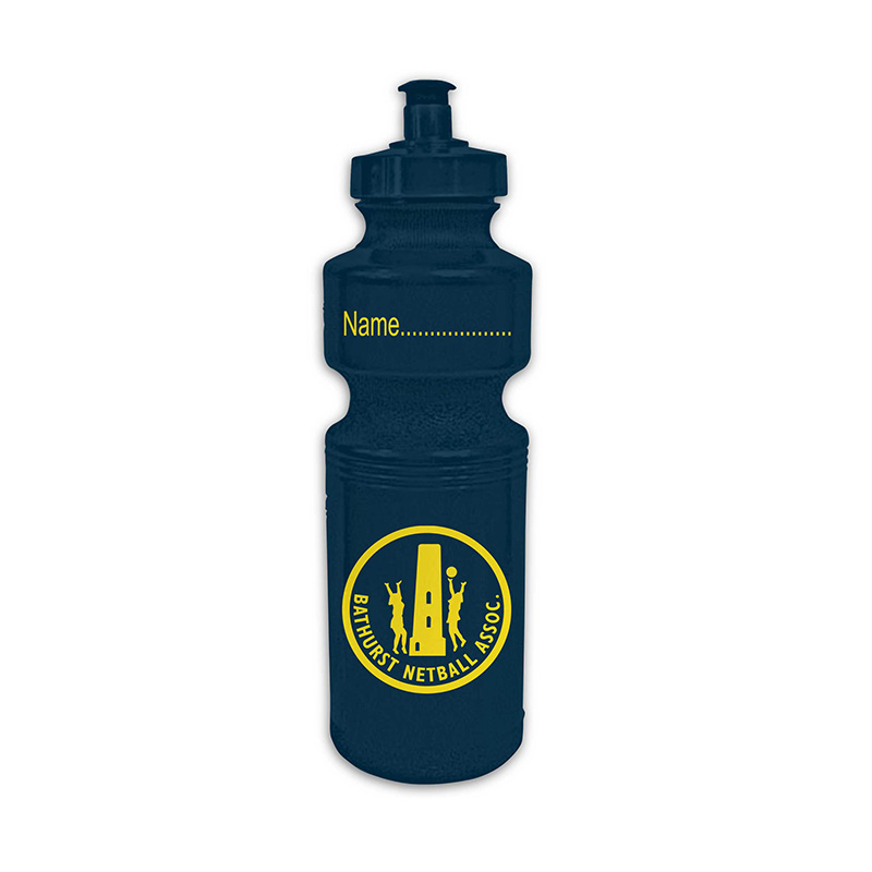 Bathurst Netball-Water Bottle
