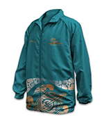 CUSTOM DRAGON BOAT/OUTRIGGER TRACK JACKET