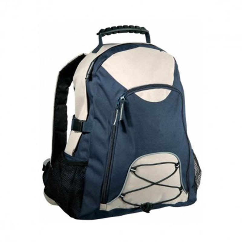 Climber BackPack - Beige & Navy