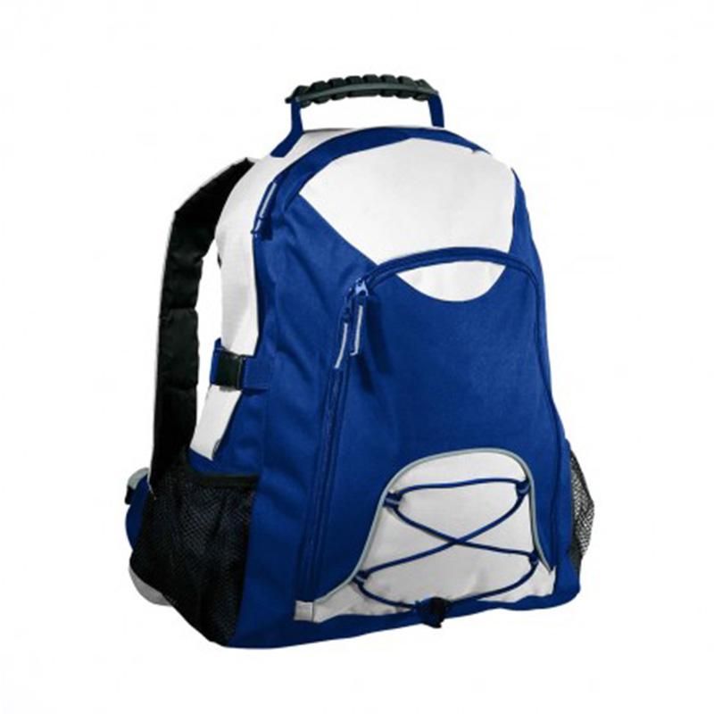 Climber BackPack - Blue & White