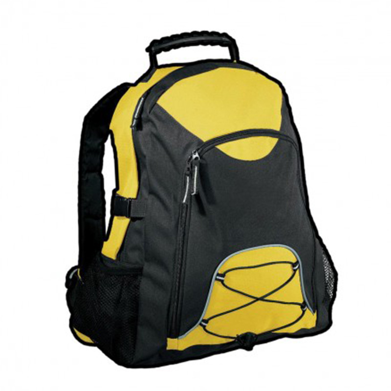 Climber BackPack - Yellow & Black