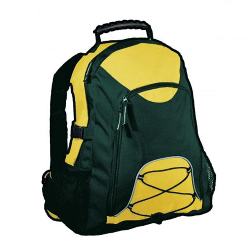 Climber BackPack - Yellow & Green