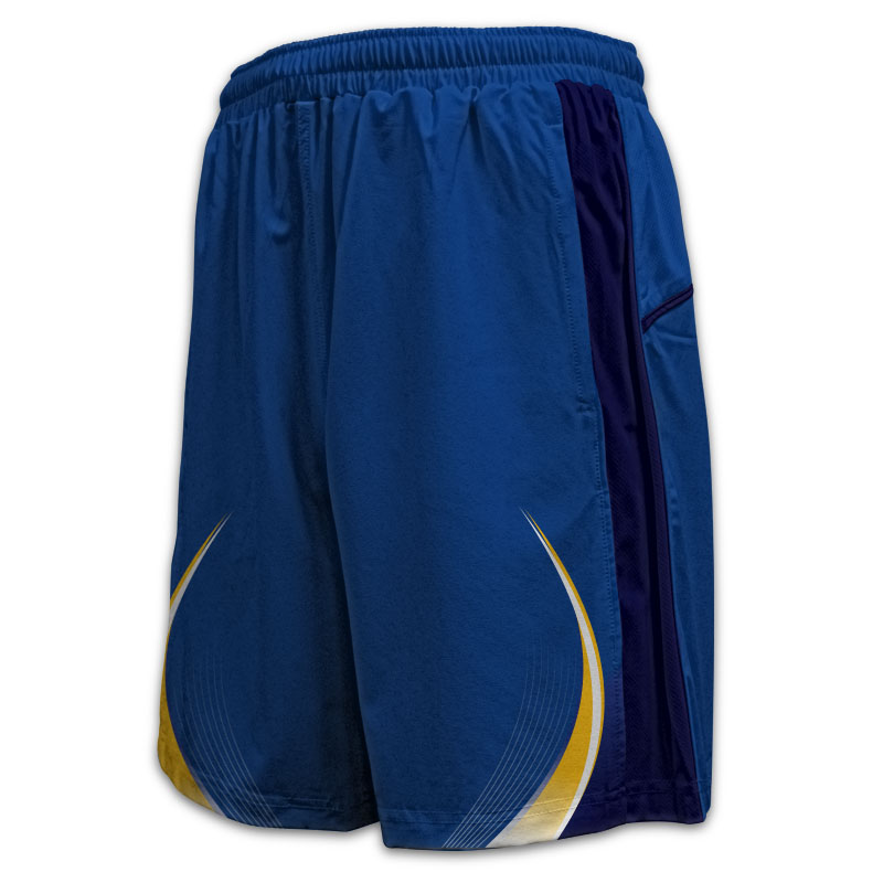 Cricket - Panelled Sport Shorts -3