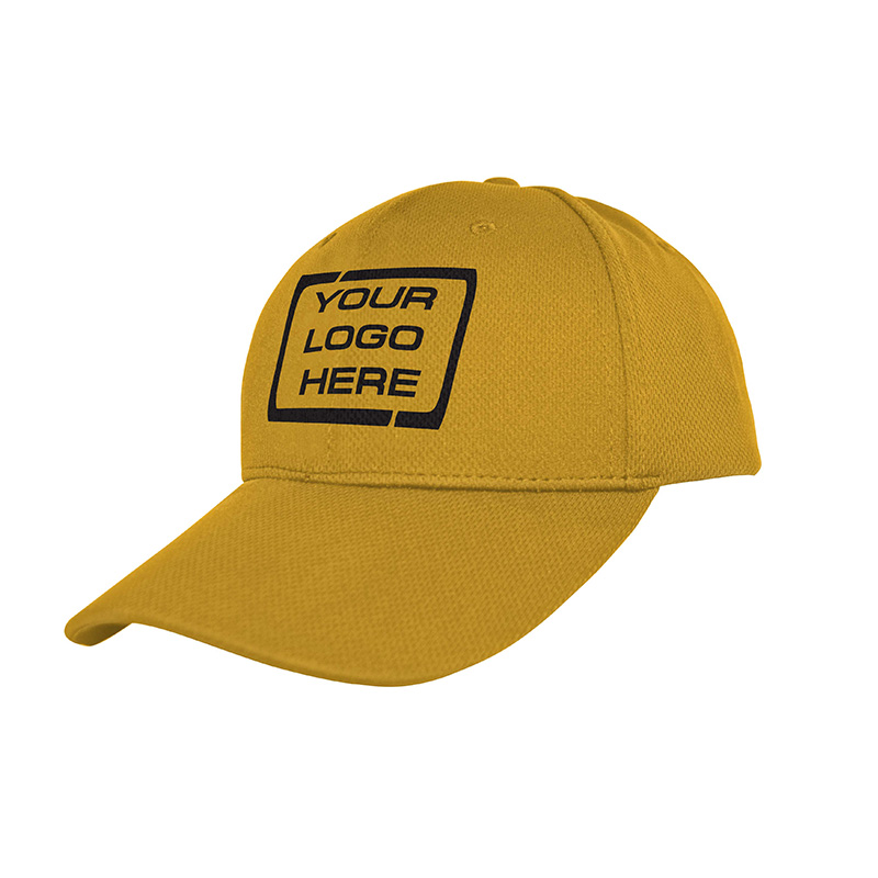 Custom Baseball Caps_Aussie Gold