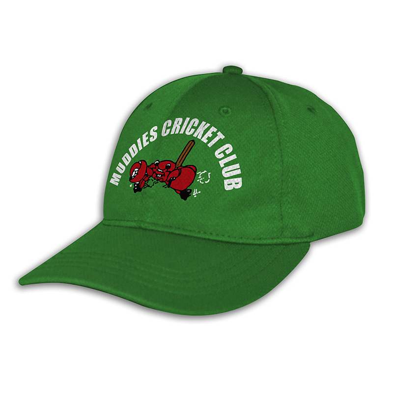 Custom Fitted Sports Cap-Emerald