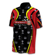 Custom Race Pit Crew Shirt 160x180
