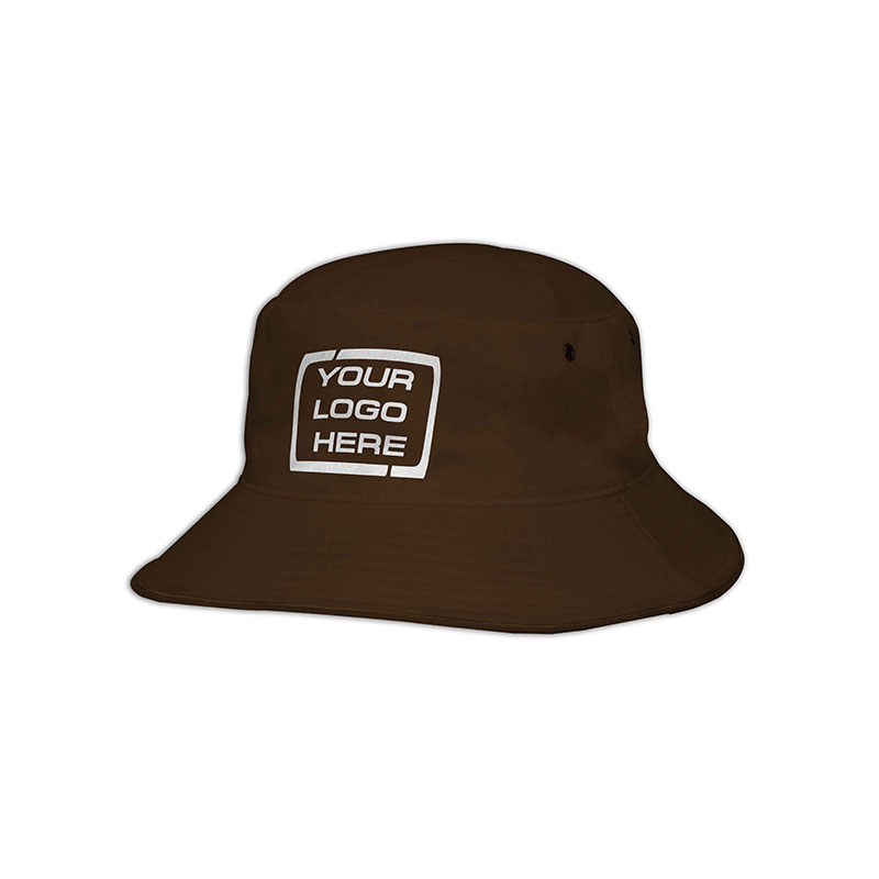 Custom_Bucket_Hat_Brown