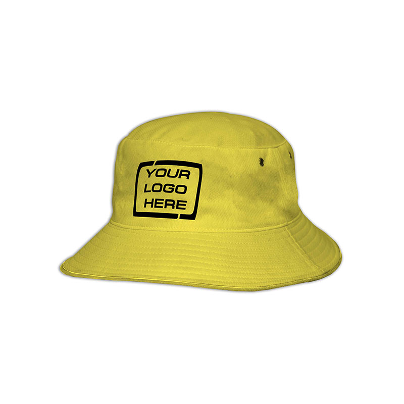 Custom_Bucket_Hat_Yellow