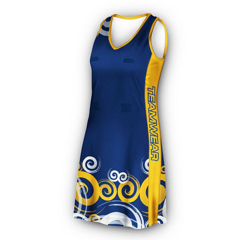 Design 03_Netball Dress