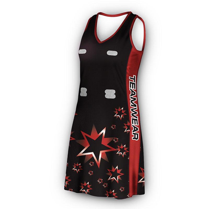 Design 10_Netball Dress
