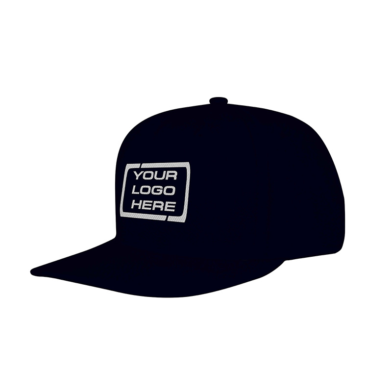 Flat Pro Adjustable Baseball Cap Ink Navy