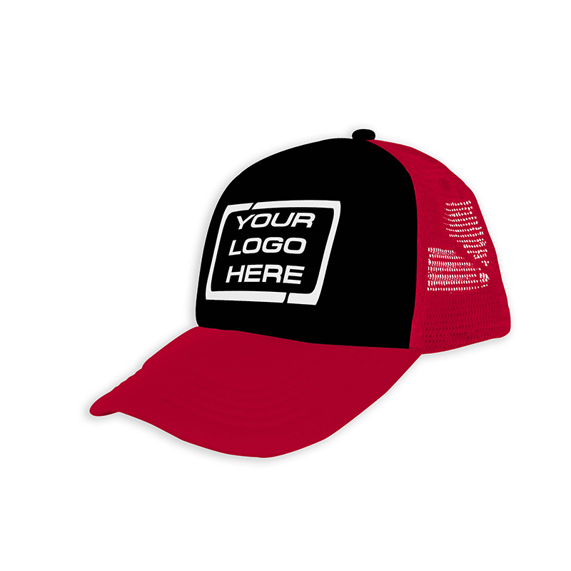 Foam Trucker Cap Black
