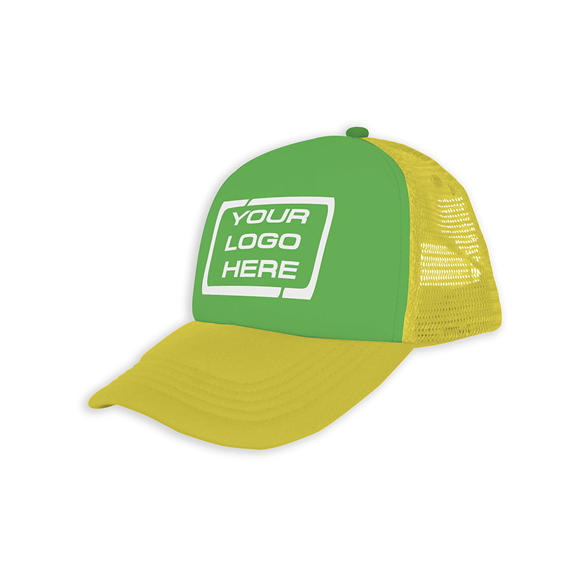 Foam Trucker Cap Emerald Green