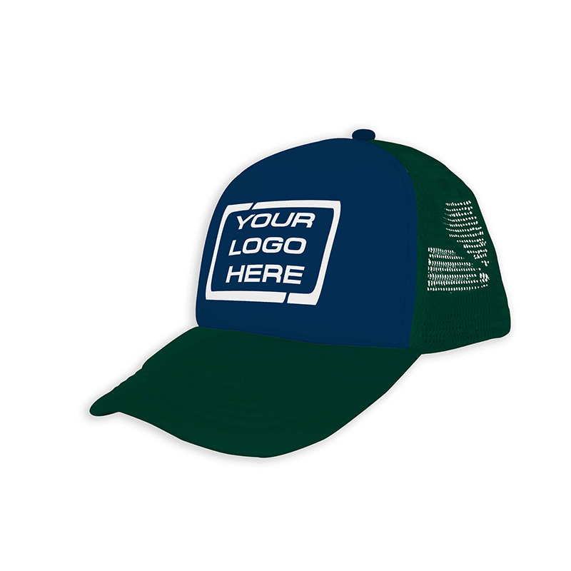 Foam Trucker Cap Navy