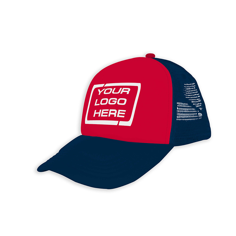 Foam Trucker Cap Red