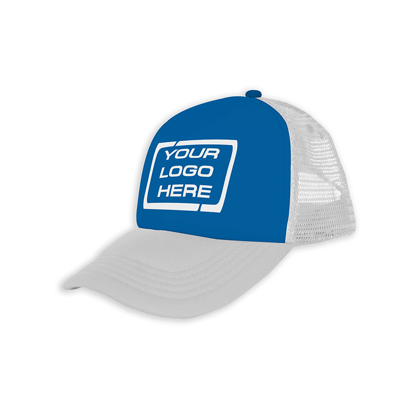 Foam Trucker Cap Royal