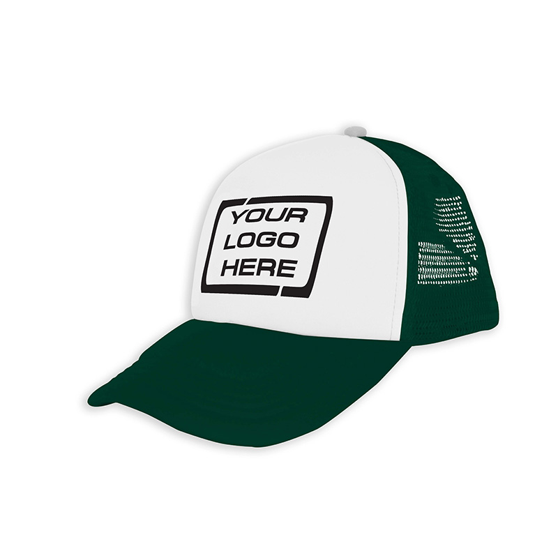 Foam Trucker Cap White