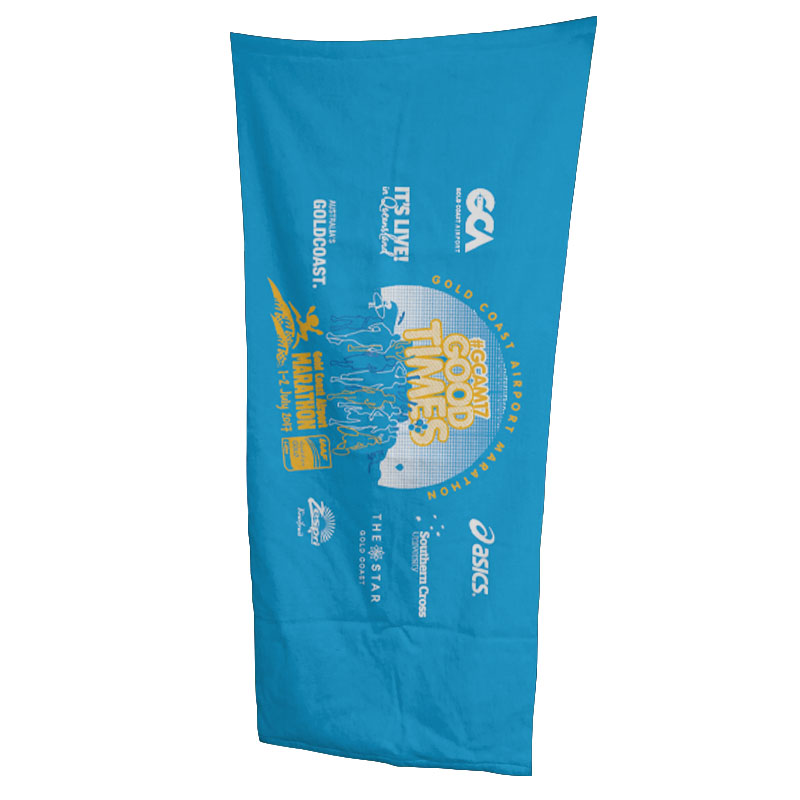 Gold Coast Marathon - DST0003 Towel