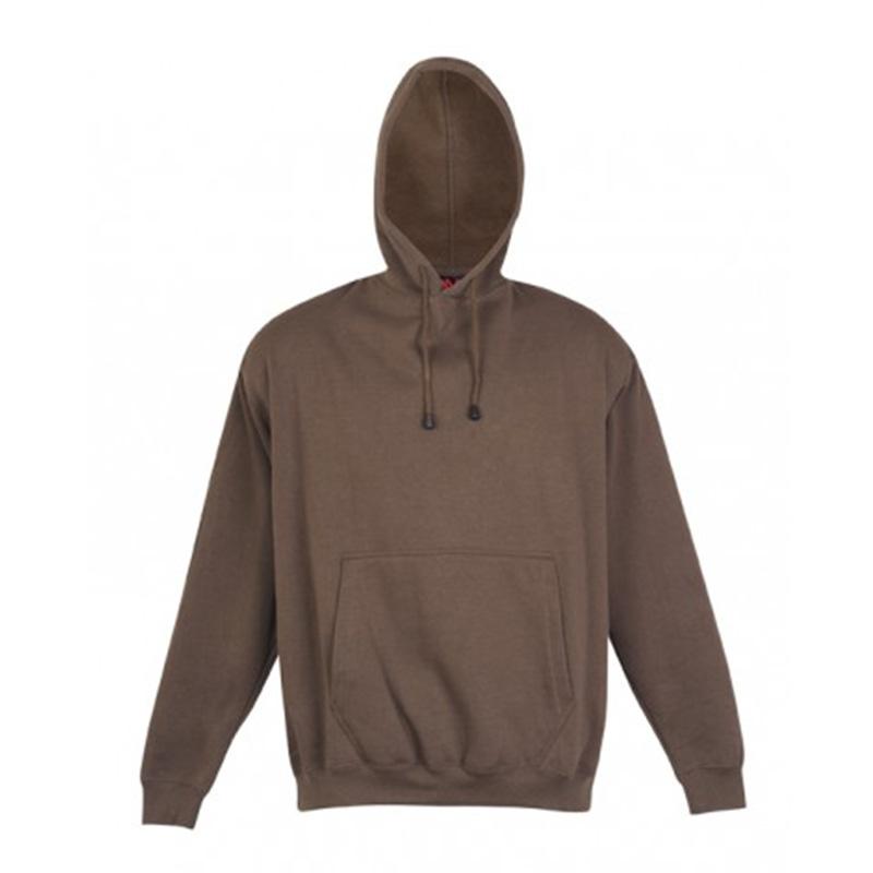 Kangaroo Pocket Hoodie - Khaki