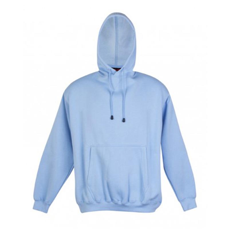Kangaroo Pocket Hoodie - Sky Blue