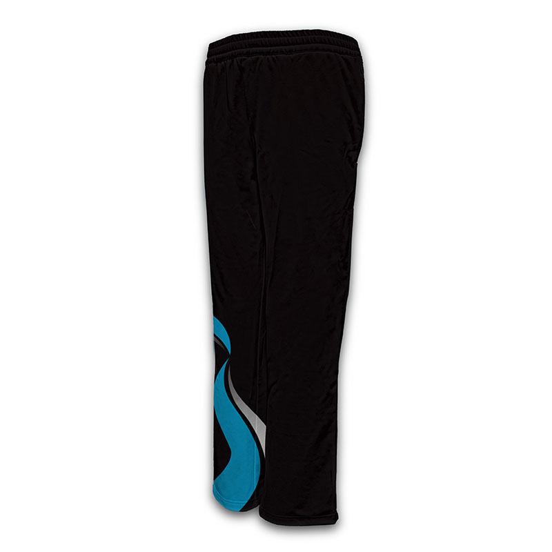 Ladies Gymnastics Activewear Track Pants 015