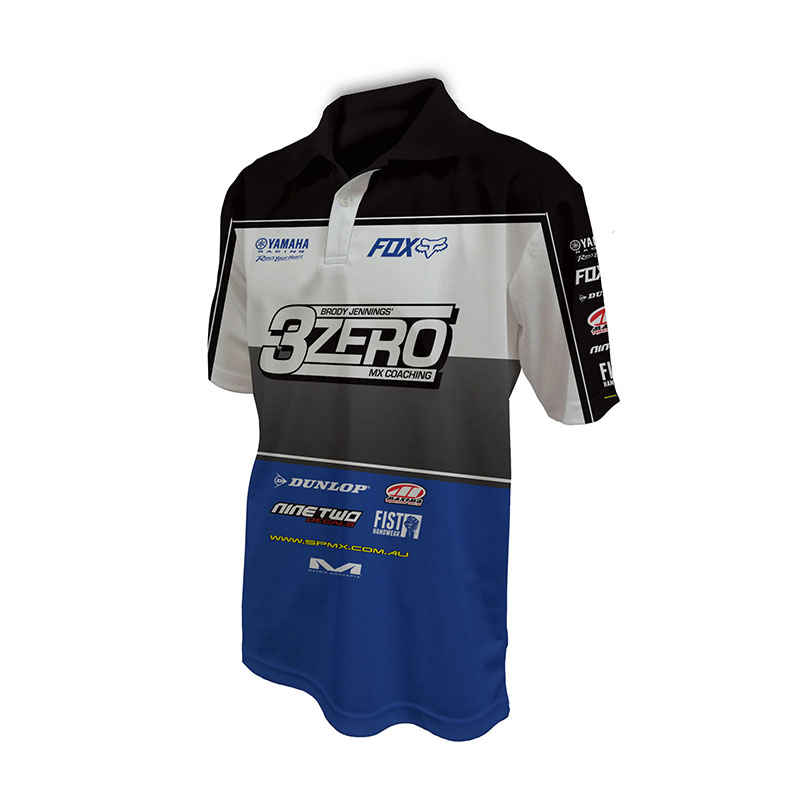 Motorsport_Pro_Race_Team_Polo_Design 34