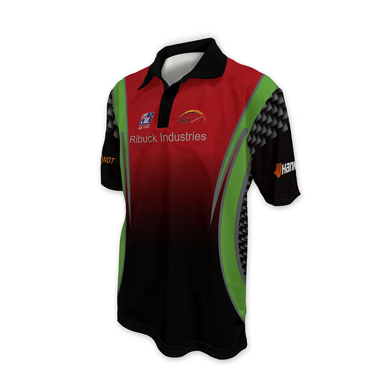 Motorsport_Pro_Race_Team_Polo_Design 38