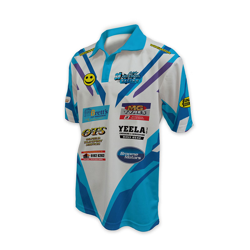Motorsport_Pro_Race_Team_Polo_Design 39