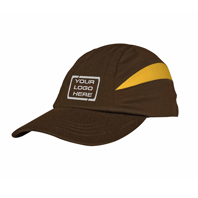 Pro Run Cap Brown_0