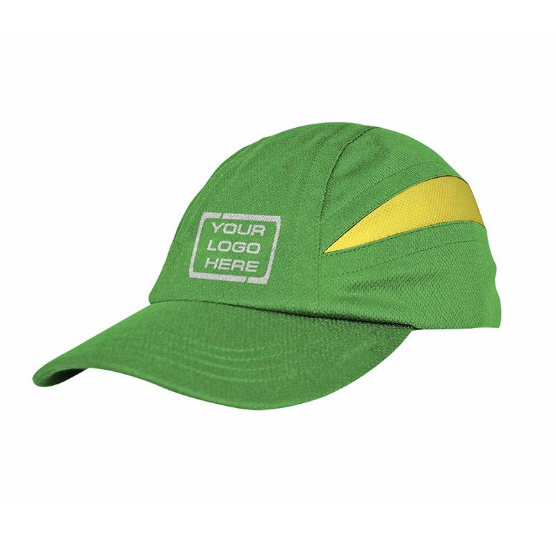 Pro Run Cap Emerald_0