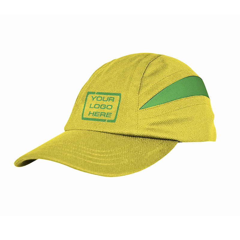 Pro Run Cap Yellow_0