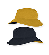 RBT0019_Reverse Bucket Hat_Aussie Gold and Ink Navy_ 160x180